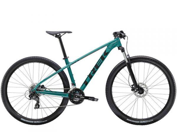 bicicleta de trek marlin 5 teal