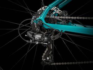 bicicleta montaña trek marlin 5 teal