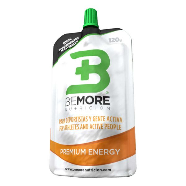 gel energetico smoothie bemore