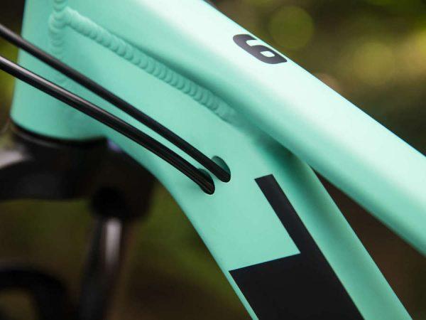 bicicleta trek Marlin6 mujer verde