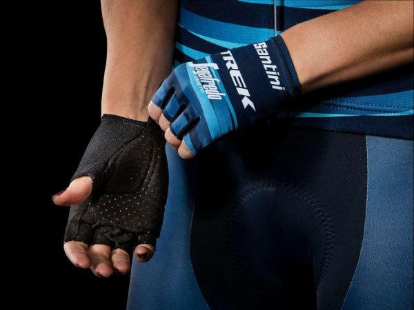guantes-ciclismo-santini-trek-segafredo-team-mujer