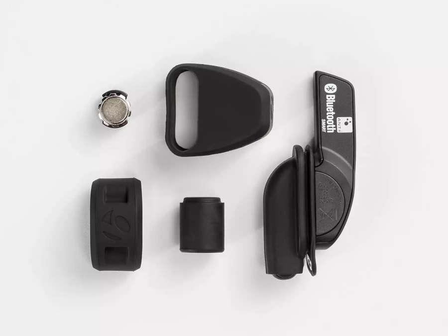 Sensor Digital Bontrager Duotrap S Bicicletas Blanco En